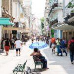 ひとりでキューバツアーに行ったベンチャーの社長と会談